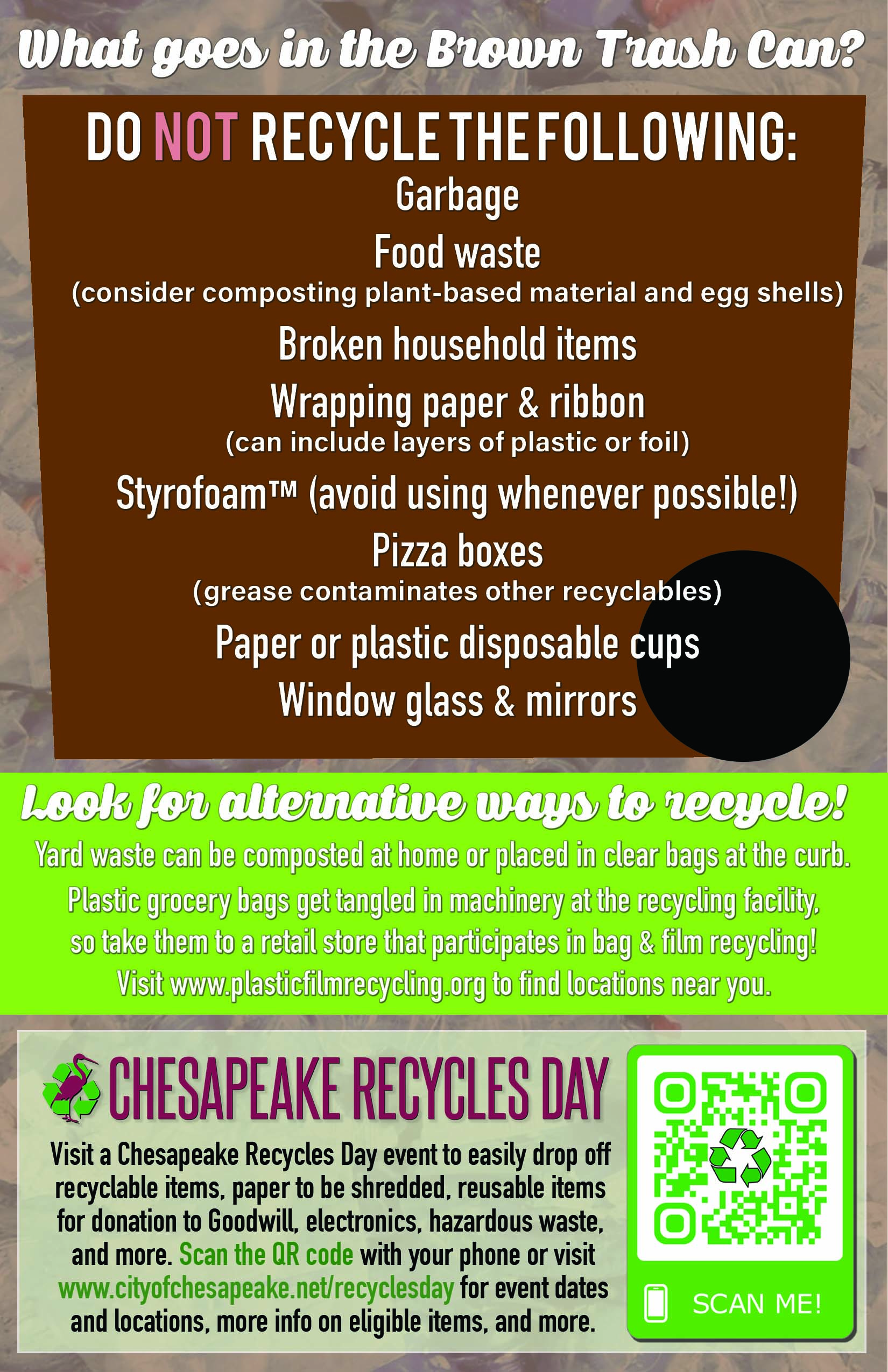 CEIC Recycling Flyer Side 2a